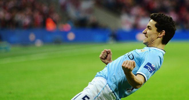 Jesus Navas: Manchester City winger wants more trophies
