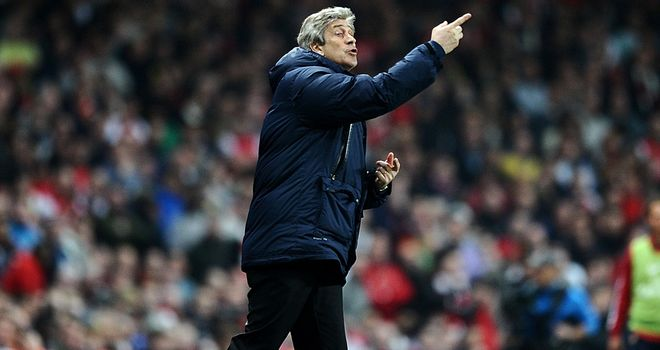 Manuel Pellegrini: Claims Manchester City will be out to win when they face Liverpool on Sunday