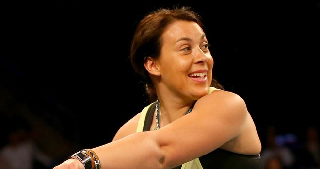 Marion Bartoli: Last year's Wimbledon women's champion has backed the Mauresmo-Murray partnership