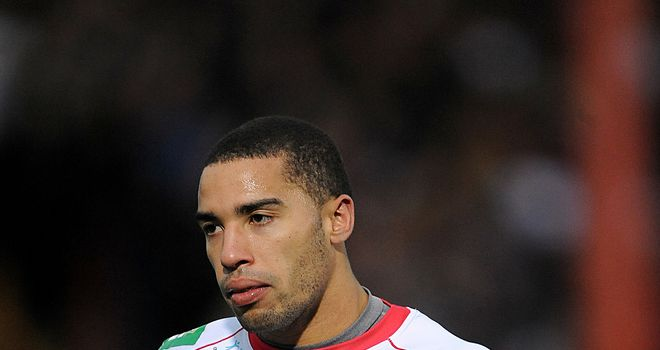 Omari Caro: scored the opening try for Rovers