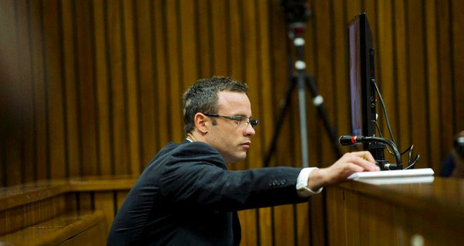 Oscar Pistorius: His team will open case for defence on Friday