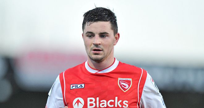 Padraig Amond: Pushing for a start