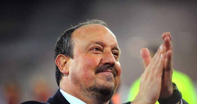 Rafael Benitez: Ready for Athletic Bilbao test