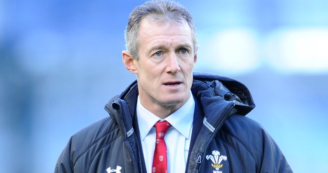 Rob Howley: Will coach the Probables against the Possibles in Swansea