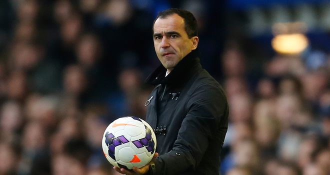 Roberto Martinez: Learning from defeat