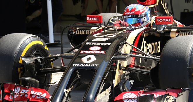Grosjean It s far from ideal