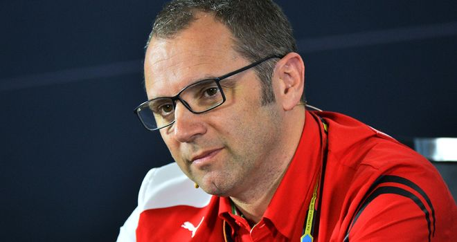 "Stefano Domenicali: A ""very disappointing"" race for Ferrari"