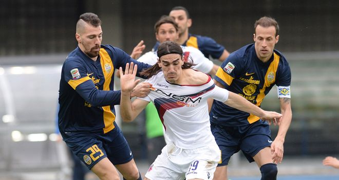 Verona v Bologna - 2nd Mar 2014 | Report | Serie A | Sky Sports ...