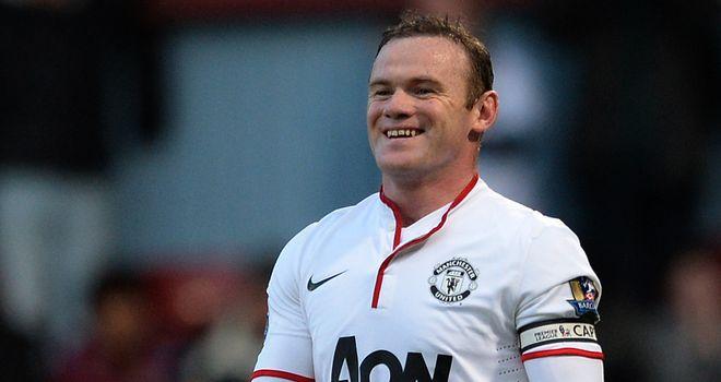 Wayne Rooney: Has led by example, says David Moyes