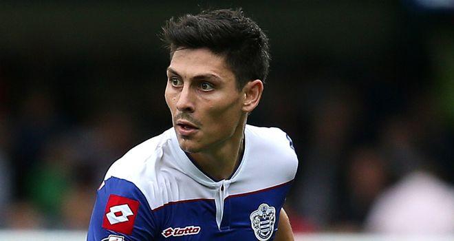 Alejandro Faurlin: Has signed a new deal at Loftus Road