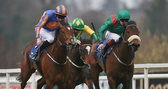 Bracelet impressed the layers when winning at Leopardstown