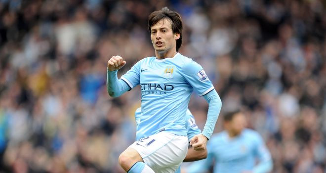 David Silva: Set Manchester City on their way to 2-0 victory at Hull