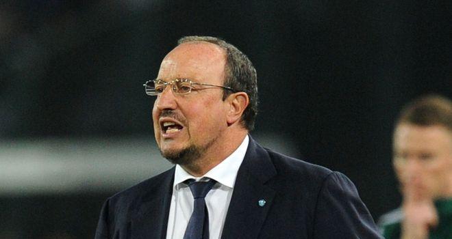 Rafael Benitez: Chasing second spot