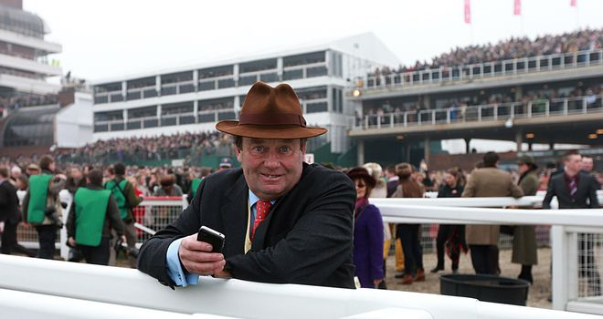 Nicky Henderson: Saddled Gaitway