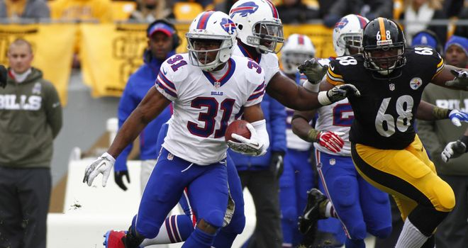 Jairus Byrd: has joined the New Orleans Saints on a six-year deal