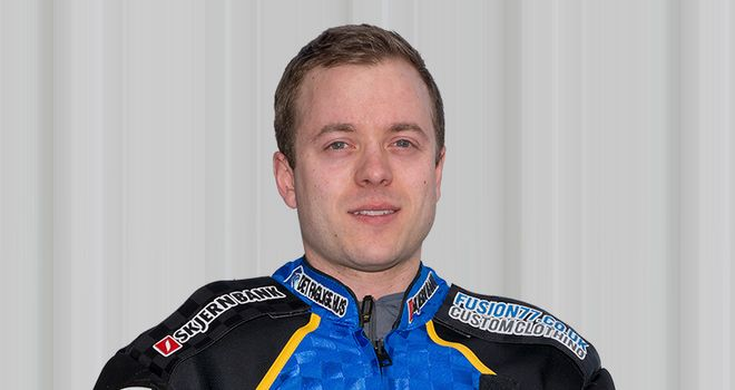 Kenneth Bjerre: Paid maximum (Picture credit King's Lynn Speedway)