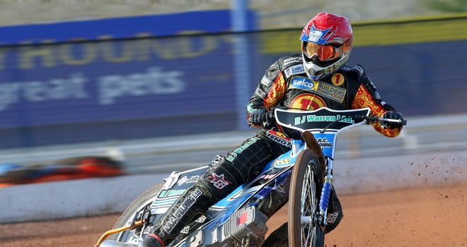 Danny King of Birmingham Brummies (pic credit: Jeff Davies)