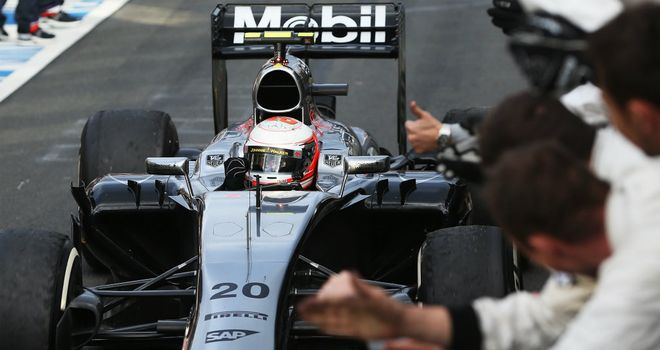 McLaren: Back on the podium and aiming to stay there