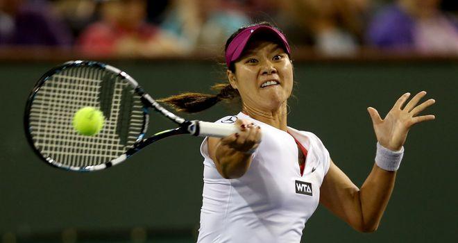 Li Na: Will face Dominika Cibulkova in Indian Wells quarter-finals