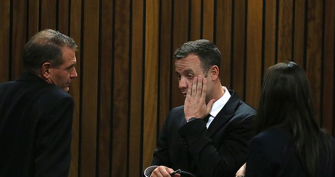 Oscar Pistorius: Day four of his trial