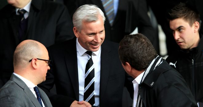 Alan Pardew: Working on summer plans with Newcastle owner Mike Ashley