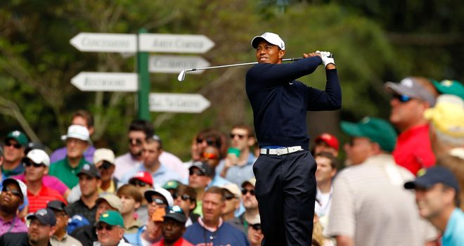 Tiger Woods: The wins have dried up at Augusta
