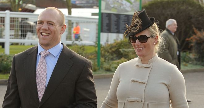 Zara Phillips will be riding in a charity race
