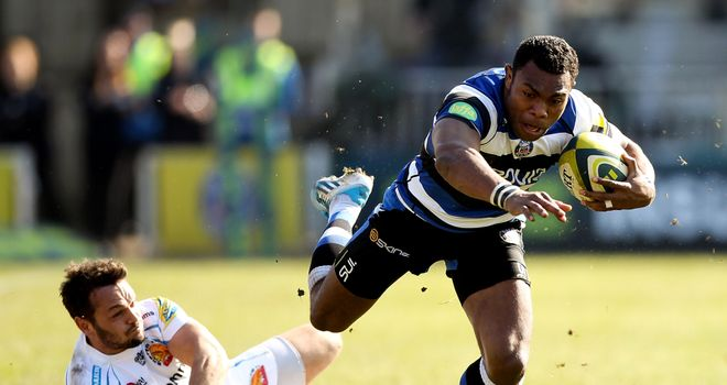 Semesa Rokoduguni: Bath winger earns extended deal