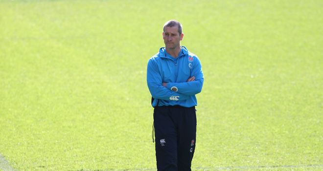 Stuart Lancaster: Says England need to achieve pre-tournament aim