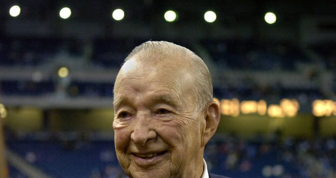 William Clay Ford Sr: Passed away at age 88 from pneumonia
