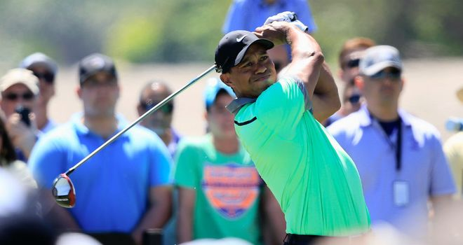 Tiger Woods: Firmly in contention after third round effort of 66