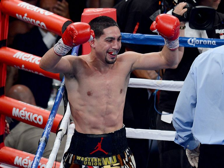 Danny Garcia: Won his first-ever bout in Puerto Rico