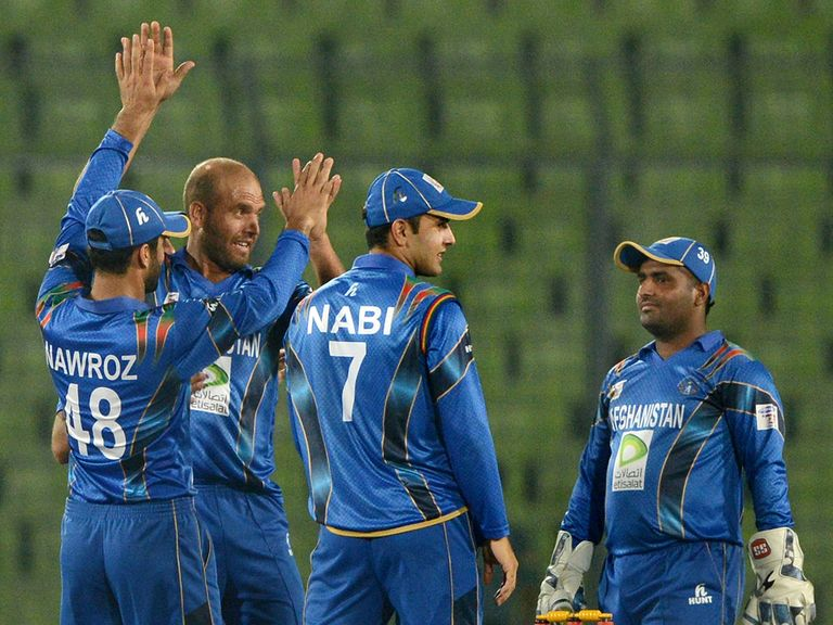 Afghanistan look well worth a punt at the 4/1 on offer
