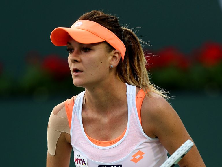 Agnieszka Radwanska: Won without dropping a game