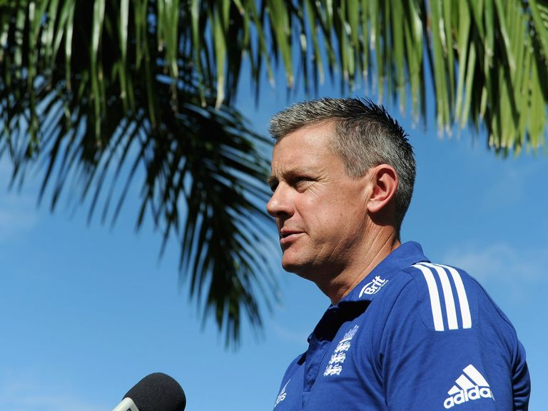 Ashley Giles: Support from Graeme Swann