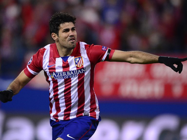 Diego Costa: On the way to Chelsea