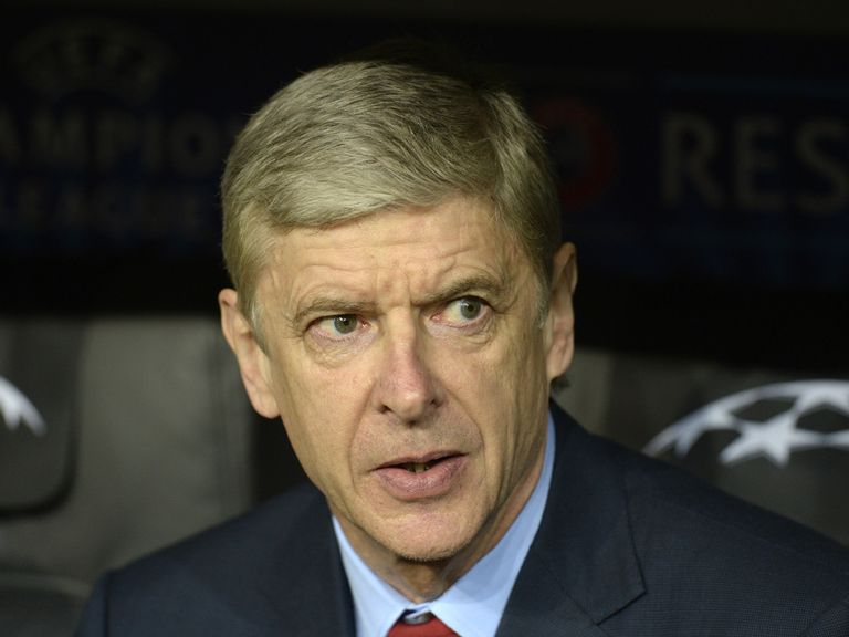 Arsene Wenger: Constantly looking to the next challenge