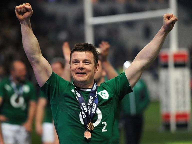 Brian O'Driscoll: Fairytale end to his Ireland career