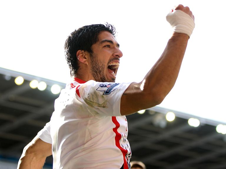 Luis Suarez: Can be backed at 8/11 to score in his debut