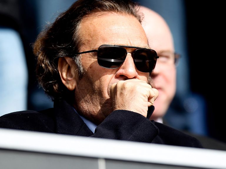 Massimo Cellino: Still waiting over Leeds ruling