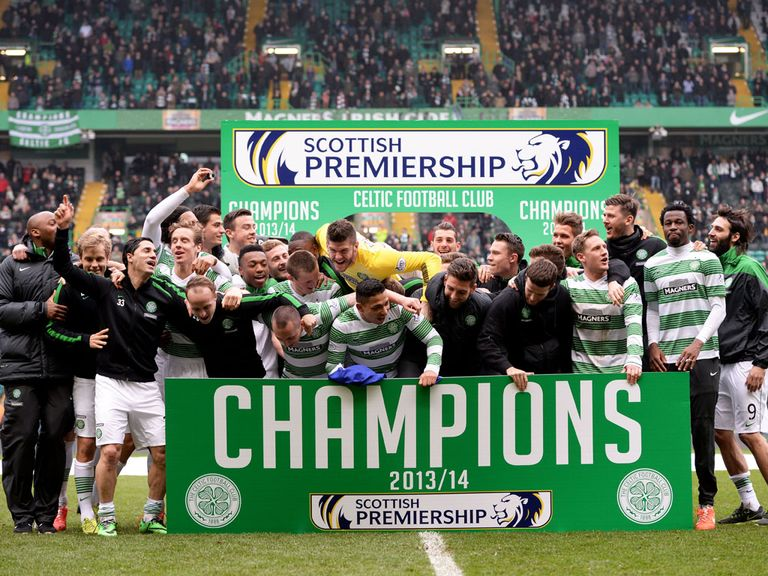 Celtic may well lack motivation after clinching the title early