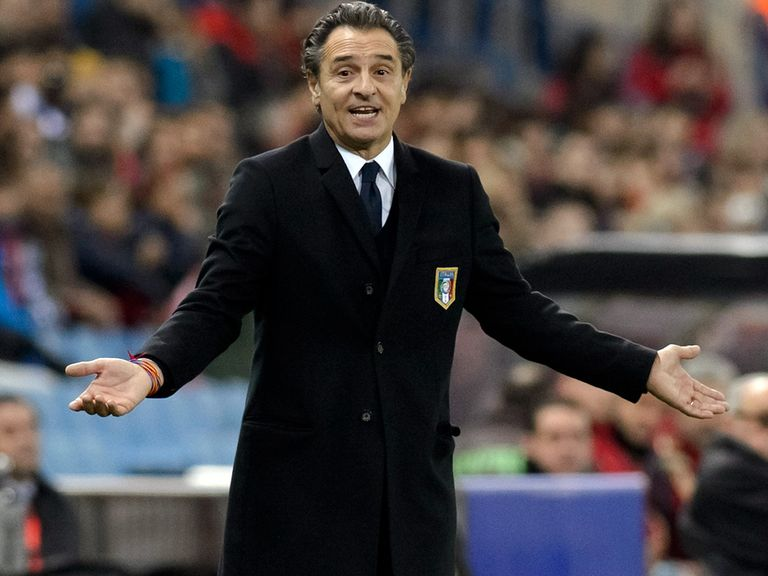 Cesare Prandelli: Confident Italy will be competitive