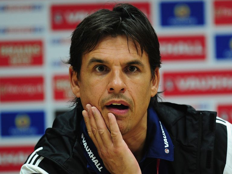 Chris Coleman: Prepares for clash with Holland