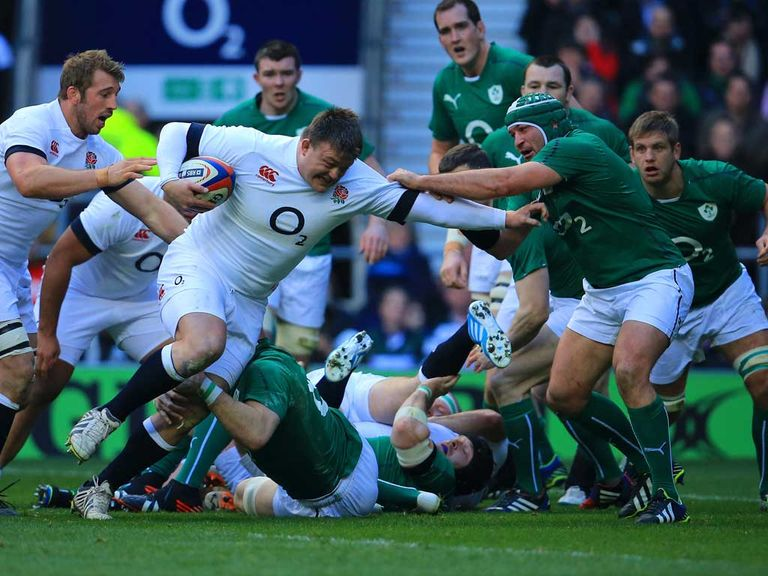 England can back-up their victory over Ireland on Sunday
