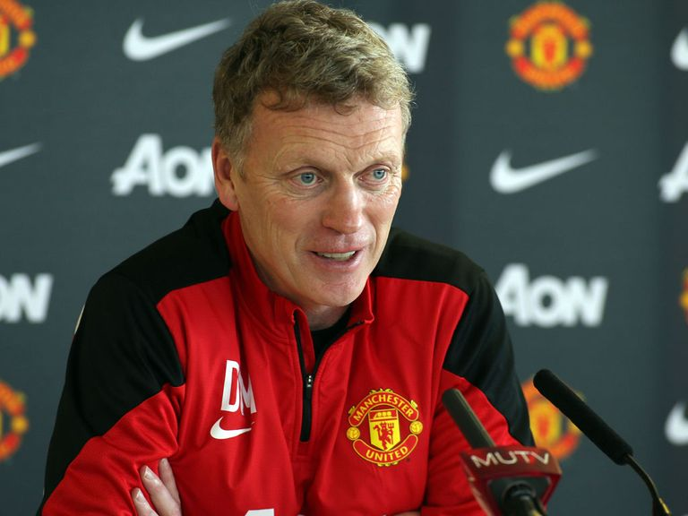 David Moyes: Looking to the future
