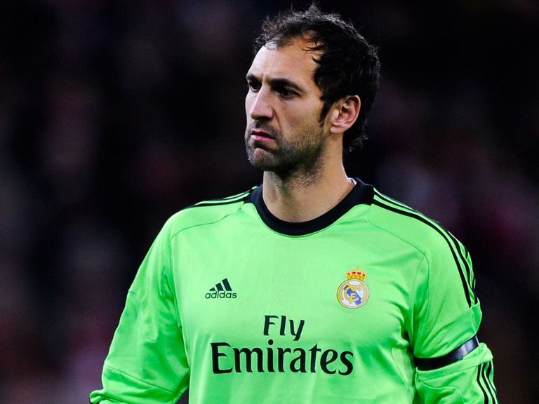 Diego Lopez: Linked with Real Madrid exit