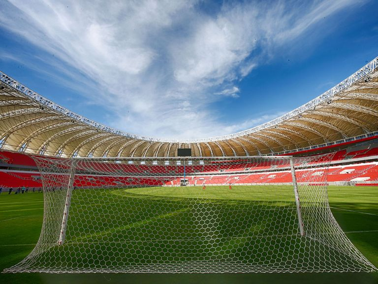 Estadio Beira-Rio: Scheduled to host five World Cup matches