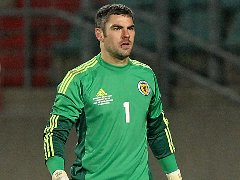 Gilks: Scotland international
