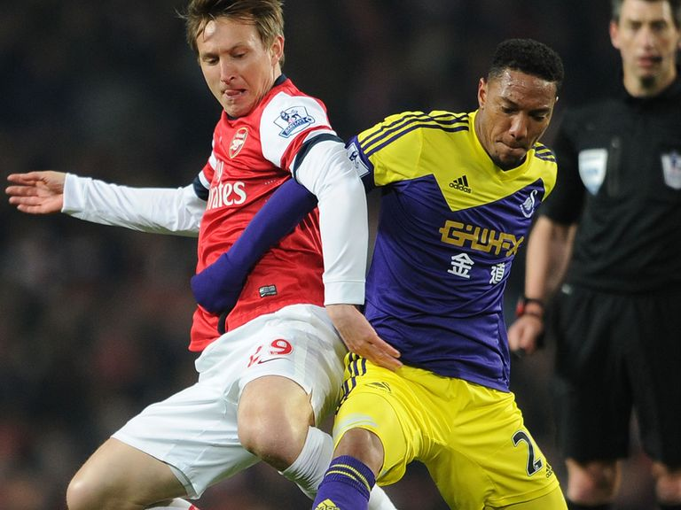 Jonathan de Guzman: Taking in a second loan spell at Swansea