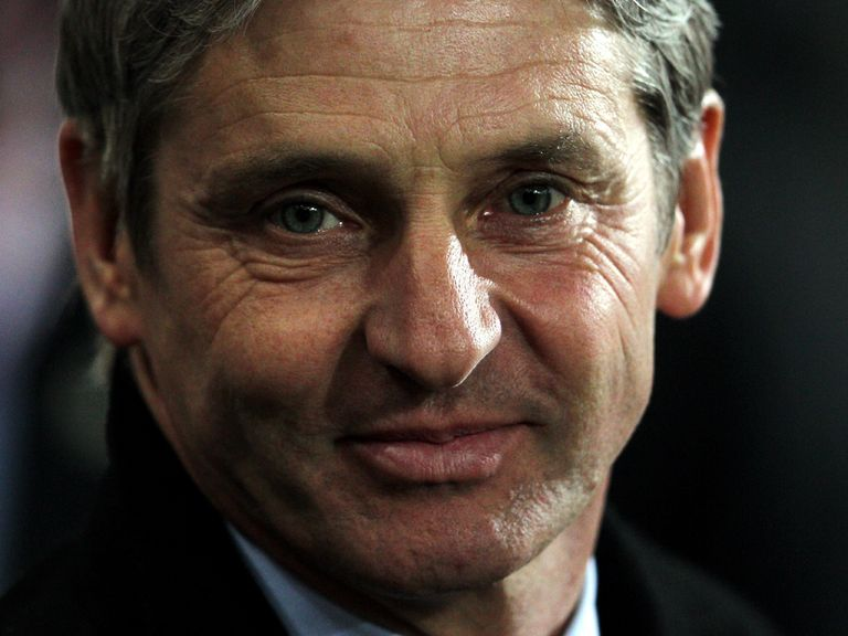 Jose Riga: New Blackpool boss